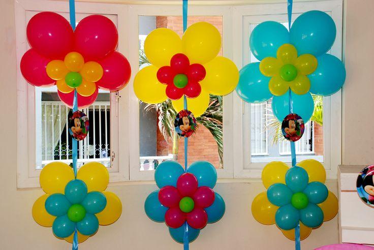 Aprender decoracion con globos se hace toda clase de - Decoracion con biombos ...
