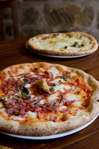 Pizzeria Mediterranea (Perugia, Italy)