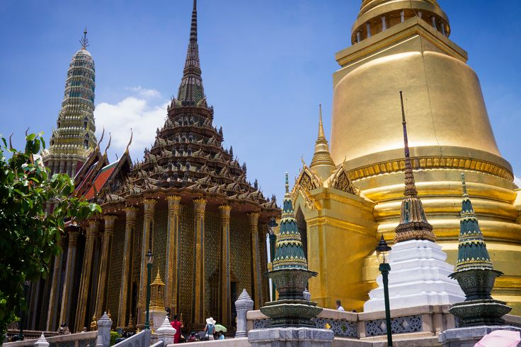 The Grand Palace, Bangkok in Photos