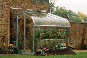 lean to greenhouse kits