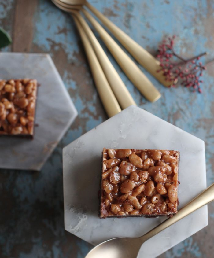 Choko crisp – den perfekte chokoladekage