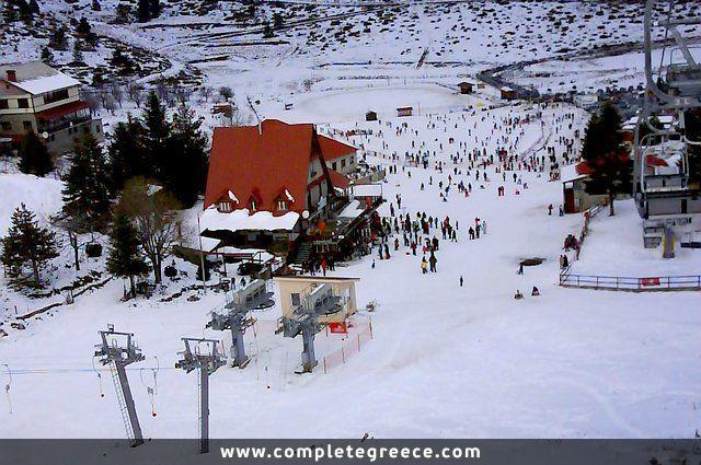 Ski center Seli - Veroia - Imathia - #Greece