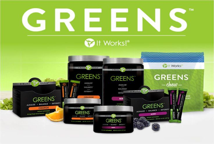 Greens What You Need to Know | It Works