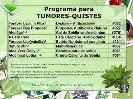 programa para tumores -quistes