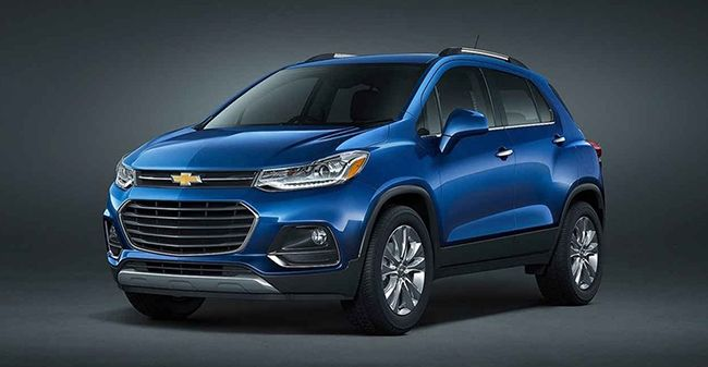 Budget Cars Rental Uae Chevrolet Trax Chevrolet Car Model