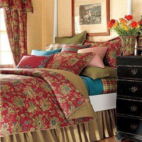 Chaps By Ralph Lauren Annabelle 4pc Queen Comforter Set