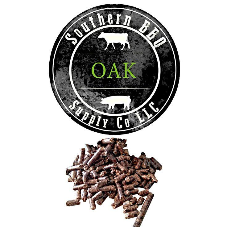Oak BBQ Pellets