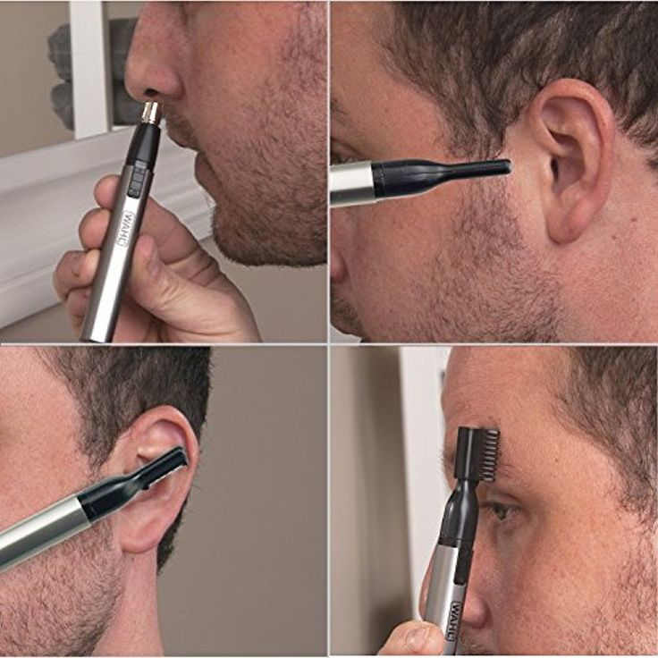 Wahl Shaver Groomsman Beard Trimmer Detachable Rotary Vertical Head Versatile   #Wahl