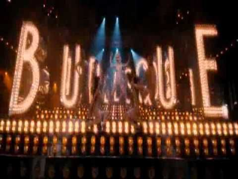 Show Me How You Burlesque ~ Christina Aguilera  perfect body, amazing movie