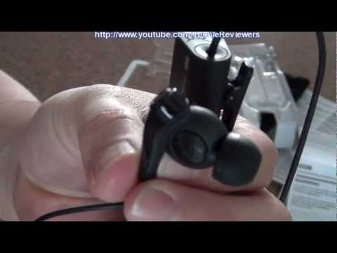 Sony MDR-NC13 Noise Canceling Earphones Unboxing