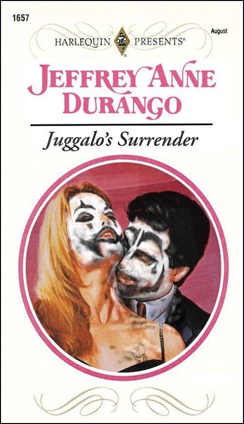Romance Book Cover Up : Juggalo s surrender by jeffrey anne durango romance novel