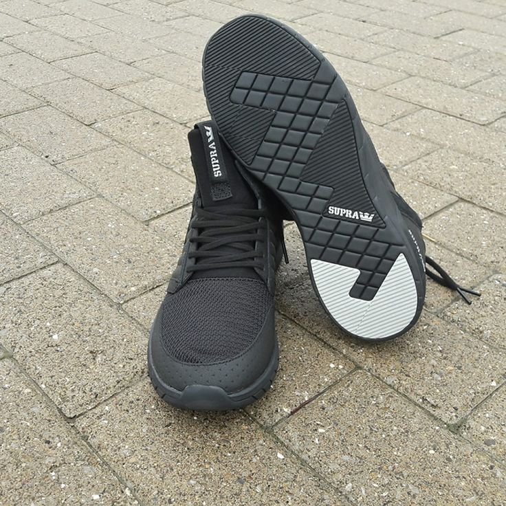 Just new in stock at Orangezone - the Supra Method in Black