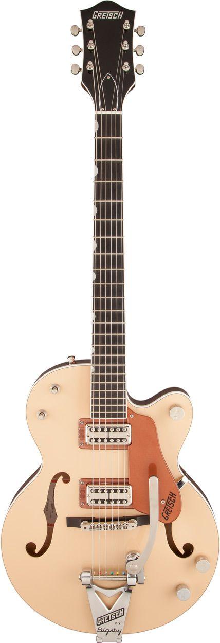 G6112TCB-JR Center-Block LTD 2-Tone by Gretsch® Electric Guitars