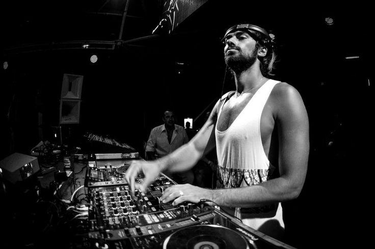 The face of Ibiza - Alex Kennon - Privilege Ibiza