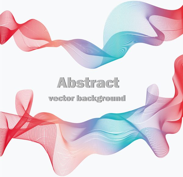 This is preety neat. http://www.gfxnerds.com/vectors/abstract-wave-background-2