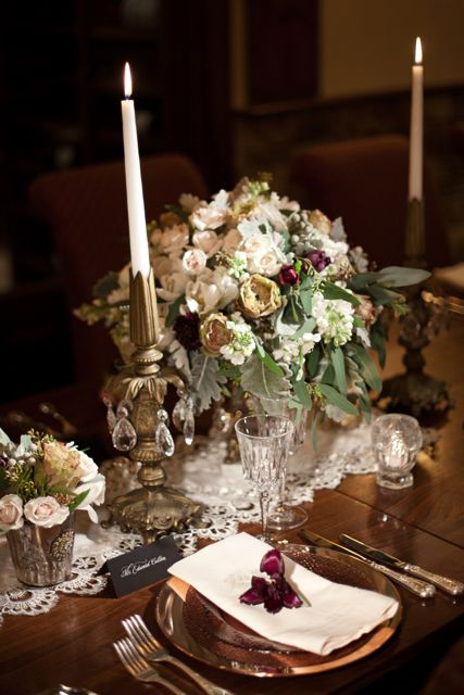 Best ideas about tablescapes wedding on pinterest