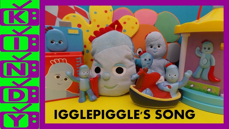 Igglepiggle's Song. In The Night Garden. Iggle Piggle Song.