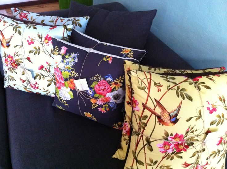 Still have metres of these favourite fabrics in storage. Nope, not a hoarder, not me!