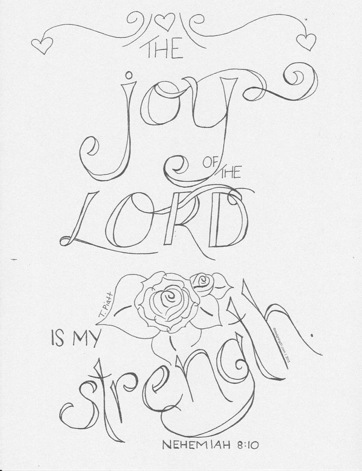 A Coloring Page FREE For You
