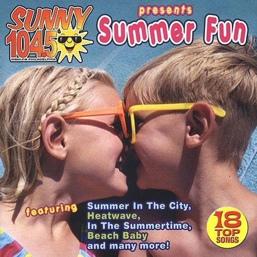 Wsni: FM's Sunny's Summer Hits [CD]