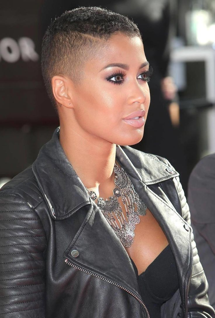 612 Best Images About Natural Bald Twa Brush Cuts