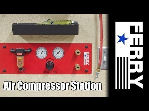 Ⓕ Air Compressor Station (ep3) - YouTube