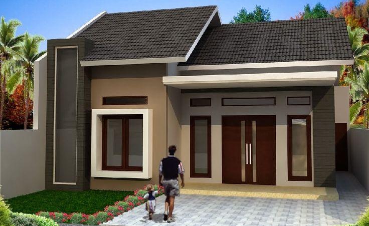 Desain Rumah Minimalis Modern Luas 100 Meter