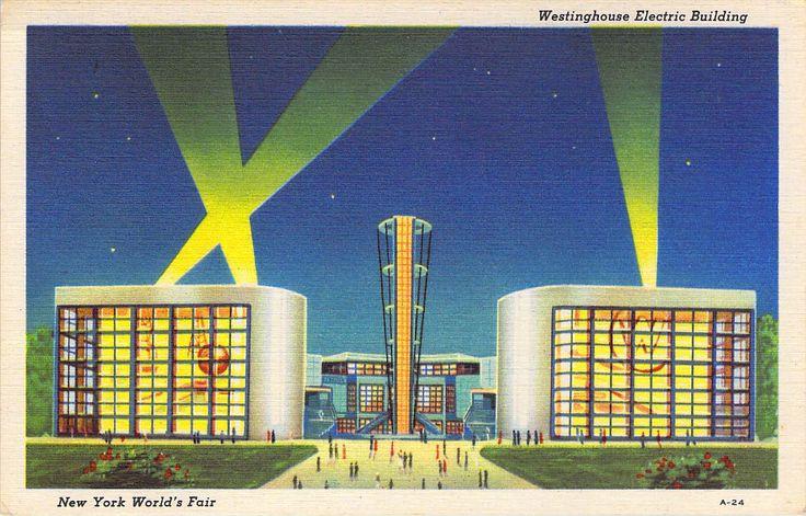 Westinghouse Electric Building  New York World's Fair