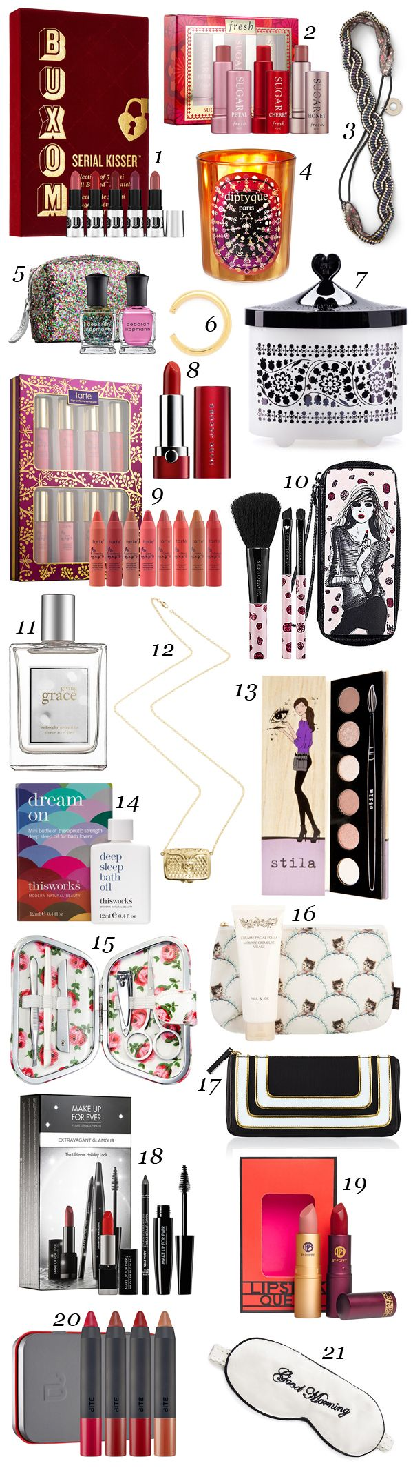Girlfriend gift guide Everyone loves a beauty present—right? 21 great gift ideas for your girlfriends, sisters and other beauty BFFs