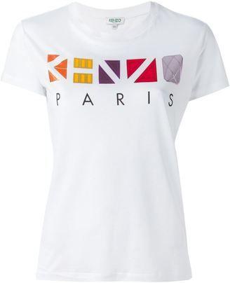 Kenzo Paris T-shirt - Shop for women's T-shirt - WHITE T-shirt