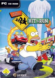 Game PC Rip - The Simpsons Hit & Run PC [Español] [MEGA]