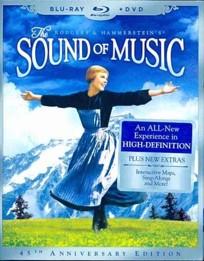 The Sound of Music [PN1997 .S686 2010] A woman leaves an Austrian convent to become a governess to the children of a Naval officer widower. Director:Robert Wise Writers:Howard Lindsay (book), Russel Crouse (book), Stars:Julie Andrews, Christopher Plummer, Eleanor Parker