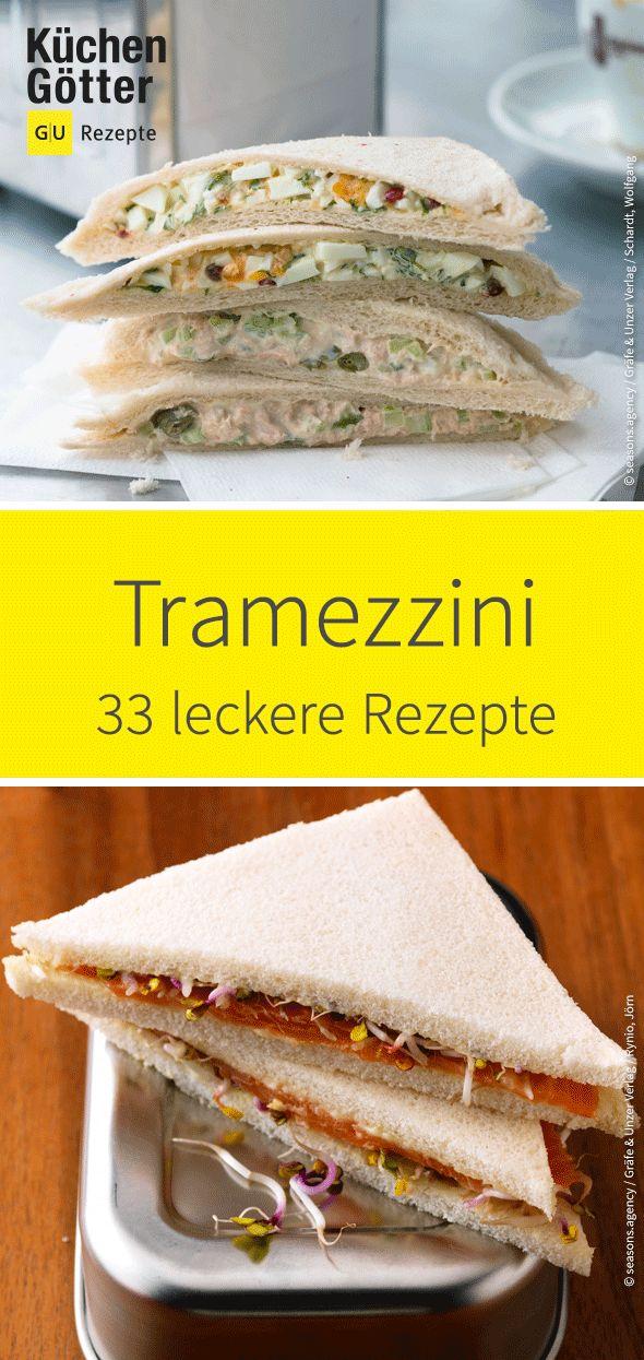 """#Tramezzini bedeutet so viel wie """"dazwischen"""" und zwischen diesen Brot-Scheiben …"""