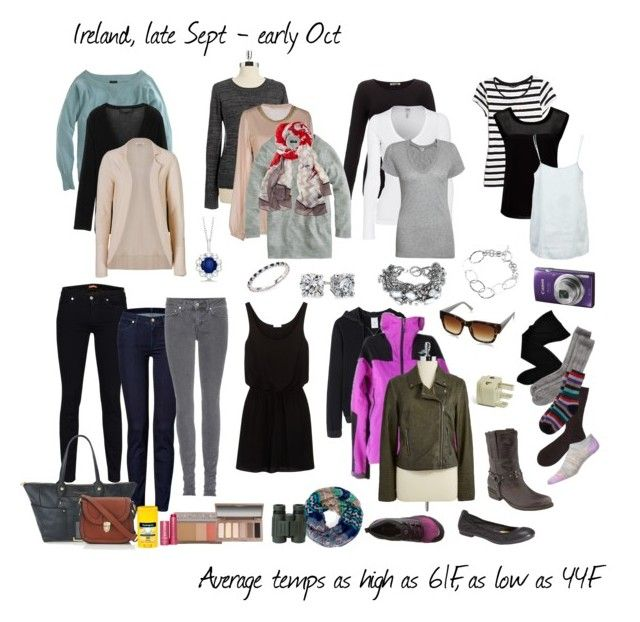 Packing for a Fall trip to Ireland by angeinic on Polyvore featuring polyvore, fashion, style, Splendid, Steffen Schraut, J.Crew, Sanctuary, River Island, rag & bone, Forever New, AR SRPLS, Stefanel, Jigsaw, MANGO, BB Dakota, 7 For All Mankind, Yves Saint Laurent, Fogal, Toast, The Elder Statesman, Sam Edelman, Merrell, Børn, Marc by Marc Jacobs, Accessorize, Blue Nile, Allurez, Kwiat, Sole Society, Cole Haan, Pantherella, Urban Decay, Fresh, Neutrogena and The North Face