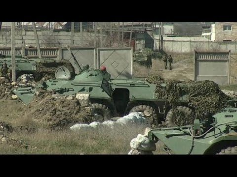 "(Video-Noticias) 24 Mar 2014 | UCRANIA - ""Ucrania mira con preocupación a su frontera Este"" - YouTube"