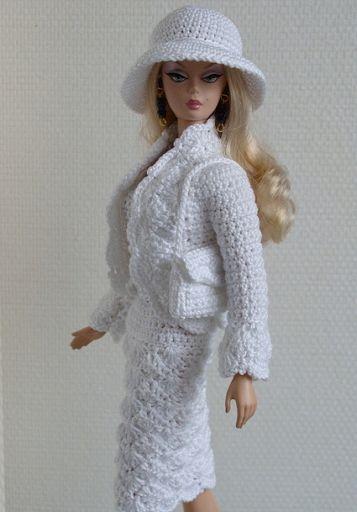 Roupa De Crochê Para Boneca Barbie (Barbies Fashion) a BRL 25 em PrecioLandia Brasil (42cwsq)