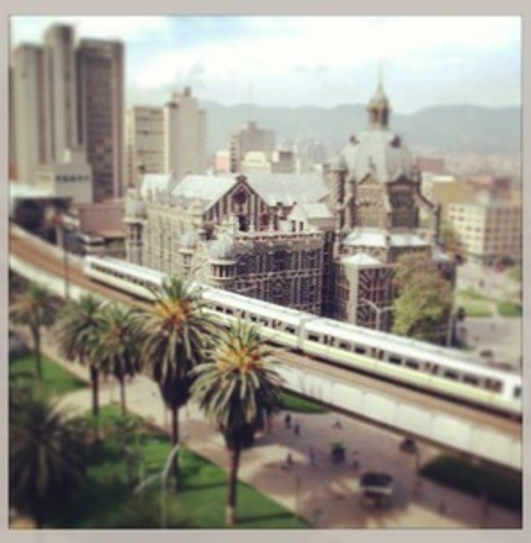 Medellín - Colombia #ParqueBerrio