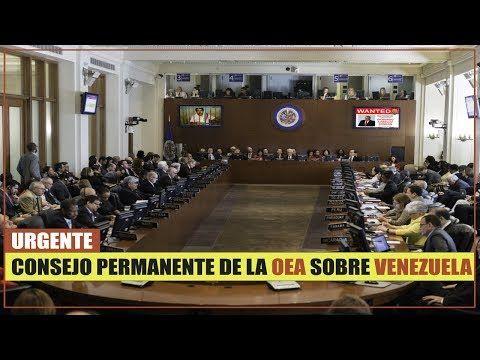 OEA exige CNE autónomo y elecciones libres en Venezuela