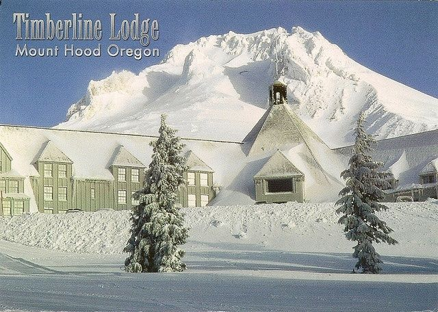 The Shining: Filming location fo the Overlook Hotel ...
