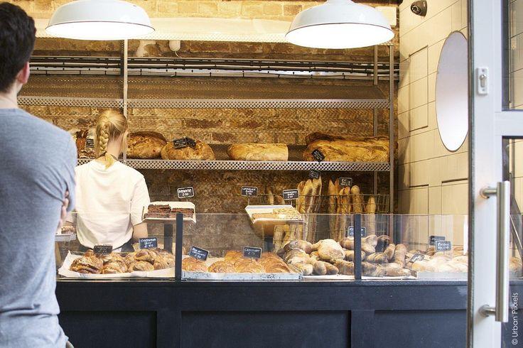 Cinnamon Bun at Fabrique Bakery, London
