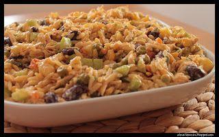 Tadı Damağımda: Tavuklu Amerikan Salatası