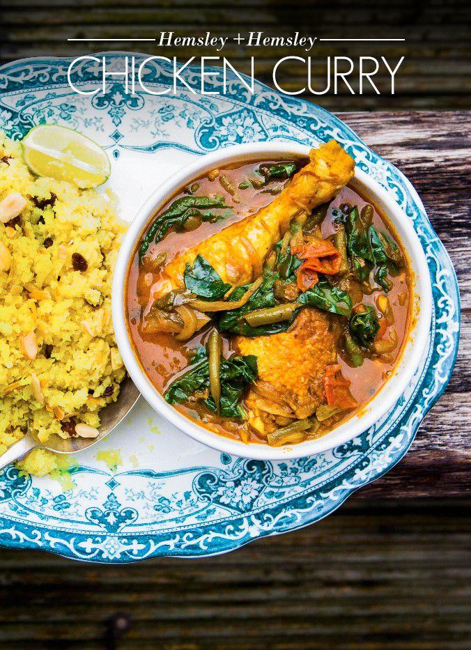 Hemsley and Hemsley chicken curry recipe