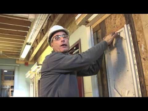 How to install vinyl siding - Window Trim (PART 3 of 3) - YouTube