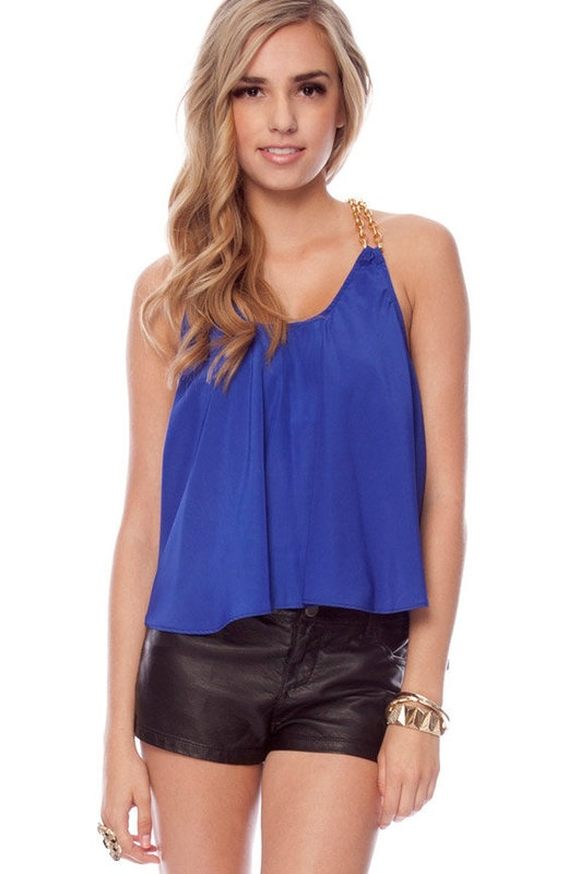 Free shipping and returns on Women's Blue Tops at rabbetedh.ga