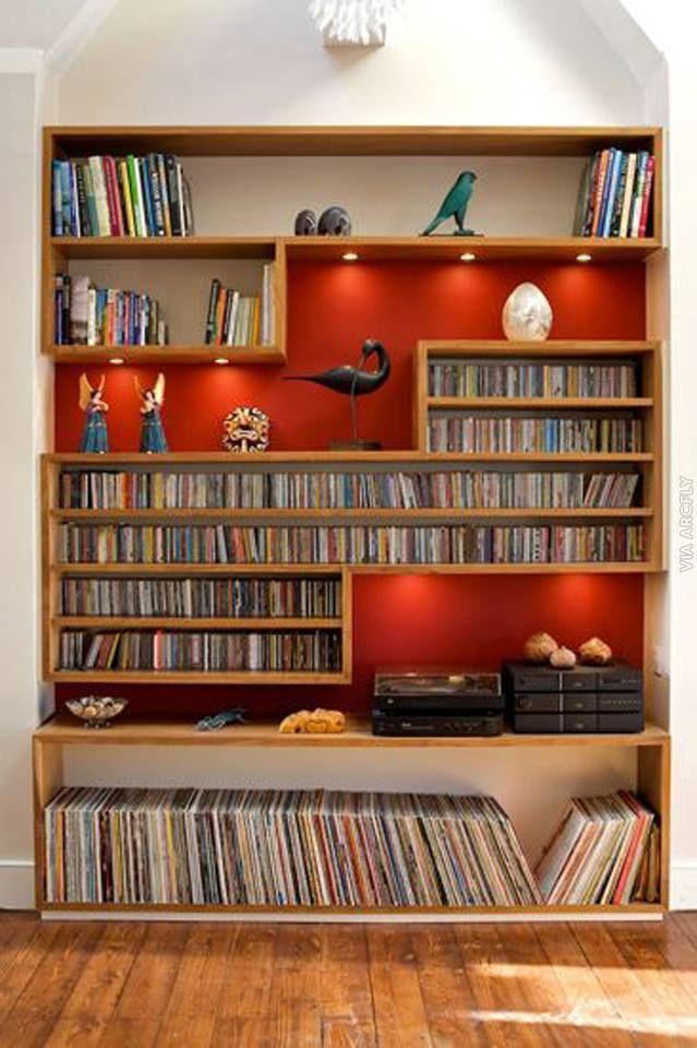 die 25 besten ideen zu plattenregal auf pinterest. Black Bedroom Furniture Sets. Home Design Ideas