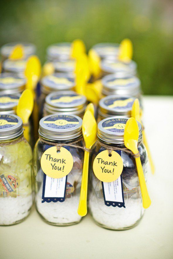 pinterest mason jar bridal shower favors%0A     best Thanks for popping by  images on Pinterest   Weddings  Wedding  ideas and Wedding souvenir