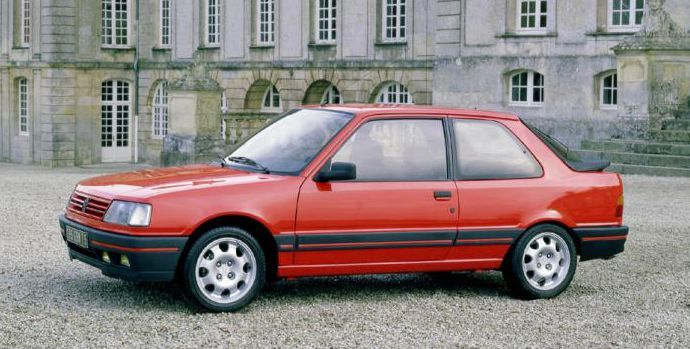 Peugeot 309-Maxspeedingrods.com