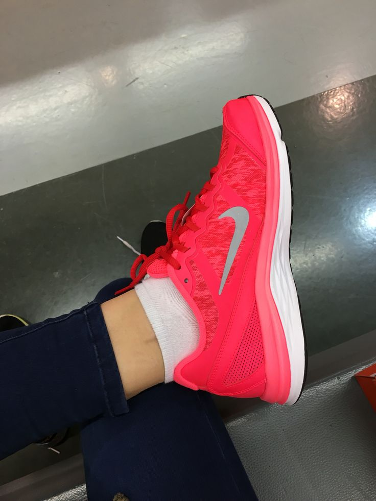 Nikes rosa