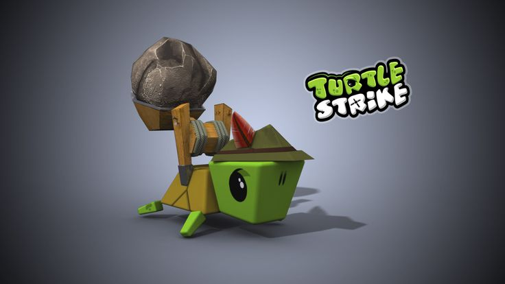 TurtleStrike Wallpaper
