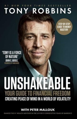 Tony Robbins - Unshakeable: Your Financial Freedom Playbook (Paperback)